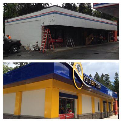 Nanaimo Commercial Construction
